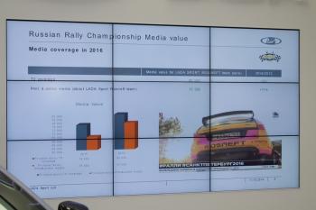 На АВТОВАЗе чествуют победителей кольцевых гонок. Онлайн-репортаж
