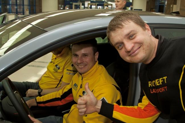 Глазами гонщика: Знаменитый гонщик оценил спортивный LADA XRAY