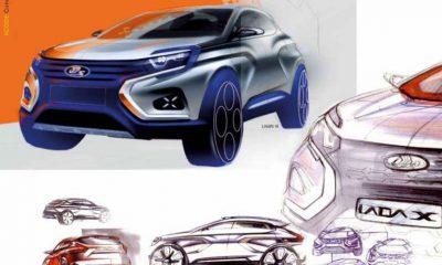 8 новых моделей LADA