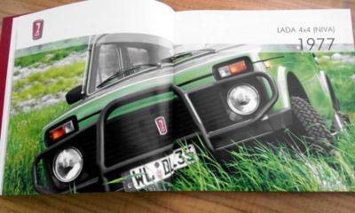 Книга о LADA 4x4, LADA 4x4, внедорожник, автоваз, лада 4х4, фото LADA 4x4, фото лада 4х4