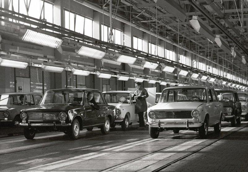 АВТОВАЗ отмечает 47-летие со дня выпуска первого автомобиля