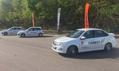LADA Granta Sport, LADA Granta, LADA Rally Cup, ралли, LADA Kalina NFR, LADA Kalina