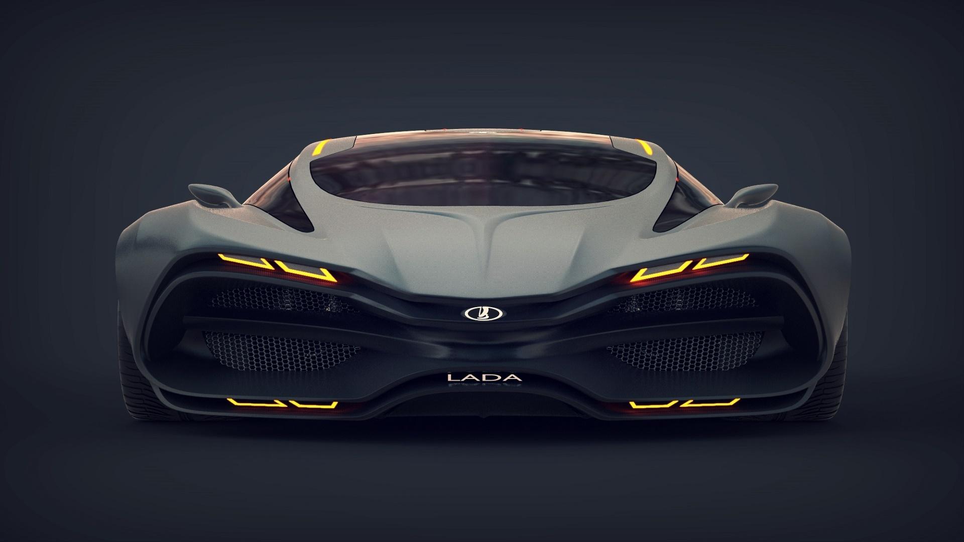 новейшие концепт кар от автоваз