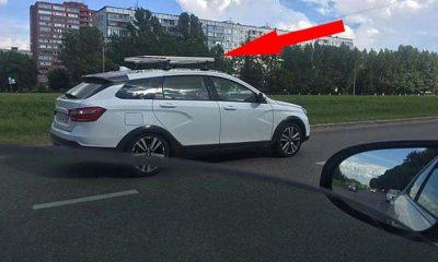 LADA Vesta, LADA Vesta SW, лада веста, веста, автоваз, багажная система