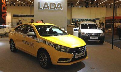 LADA Vesta CNG, LADA Vesta, лада веста, веста, такси