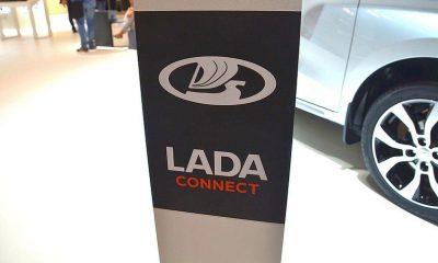 LADA Connect, лада гранта, лада калина, гранта, калина, Granta, Kalina