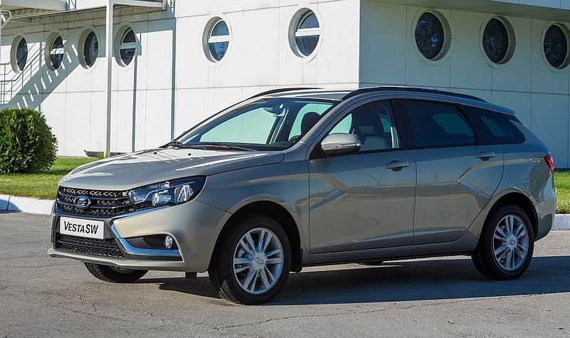 LADA Vesta, лада веста, универсал, азия авто, казахстан