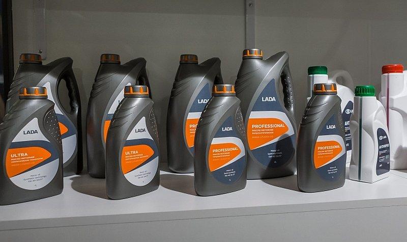 LADA, масло LADA, автоваз, бренд LADA 0