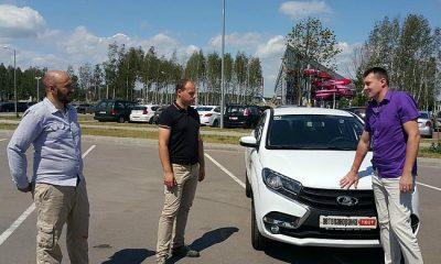 LADA XRAY, Toyta RAV4, Hyundai CRETA, тест-драйв
