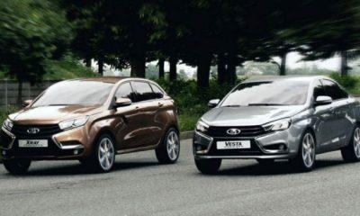 Renault, автоваз, LADA, лада веста, лада х рей,