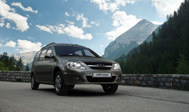 LADA Largus, лада ларгус, ларгус, двигатель LADA Largus, мотор, Renault