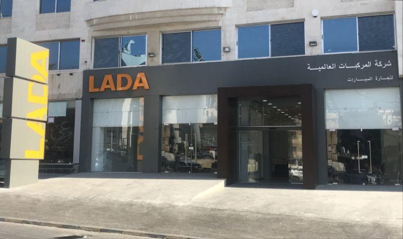 LADA Kalina, лада калина, калина, иордания, автоваз, LADA Largus, LADA Vesta, LADA Granta, LADA 4х4, LADA Kalina Cross