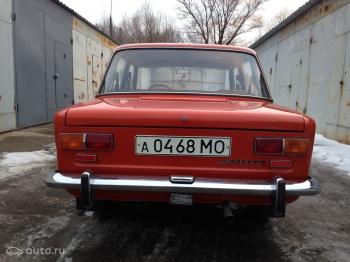 ВАЗ-2101 оценили в 1,5 миллиона рублей