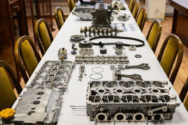 Как АВТОВАЗ «вылечил» моторы 1.8 л. от повышенного расхода масла