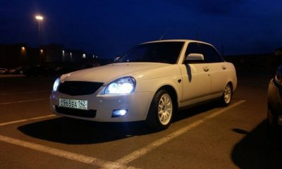 LADA, автоваз, туркмения