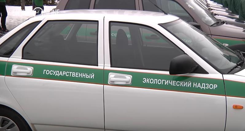 Экологи Татарстана получили LADA Priora, Chevrolet Niva и багги