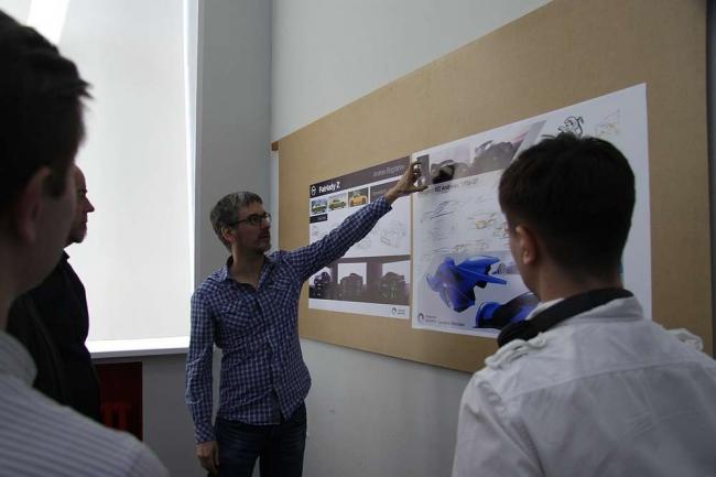 Дизайн нового флагмана LADA создали студенты Московского Политеха