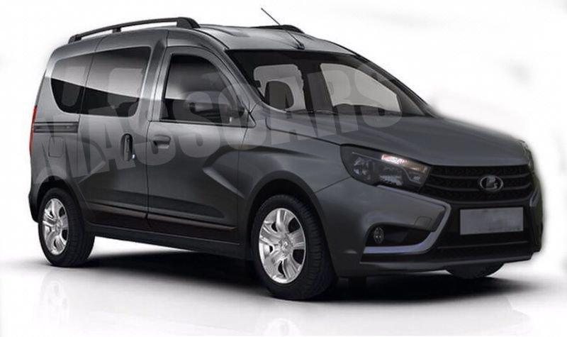 lada, lada van, автоваз, новый лада ларгус